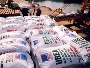 Xuất khẩu phân bón giảm cả lượng và trị giá