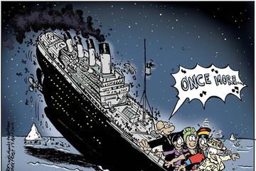Marc Faber: Nhà đầu tư đang trên tàu Titanic
