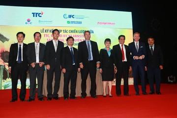IFC và Armstrong hợp tác với Thành Thành Công nhằm thúc đẩy năng lượng tái tạo tại Việt Nam