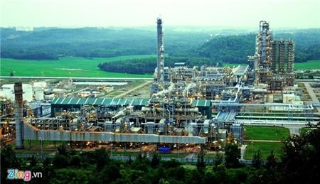 Lọc hóa dầu Bình Sơn bán đấu giá 46% vốn PV Building