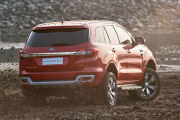 Áp dụng thuế mới, giá xe ô tô Ford tăng giảm ra sao?