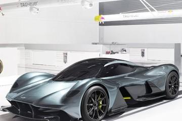 Aston Martin ra mắt hypercar kết hợp cùng đội đua F1 Red Bull