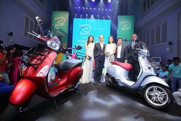 Piaggio trình làng 6 xe Vespa mới tại Việt Nam, giá từ 69,9 triệu đồng