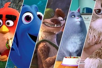 4 người khổng lồ của thế giới hoạt hình