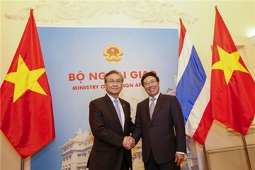 Việt - Thái phấn đấu kim ngạch thương mại 20 tỉ USD