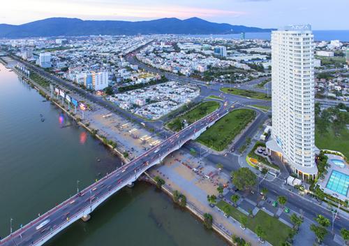 BĐS Đà Nẵng: Giao dịch biệt thự và căn hộ đang cải thiện