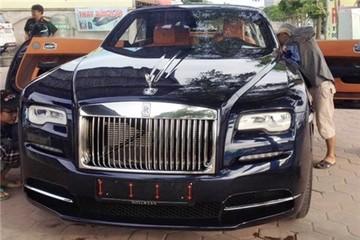 Rolls-Royce Dawn đầu tiên về Việt Nam, giá hơn 33 tỷ đồng