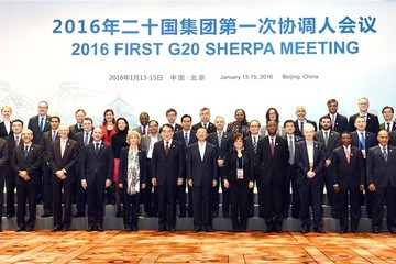 G20 cam kết sử dụng mọi biện pháp ổn định kinh tế thế giới