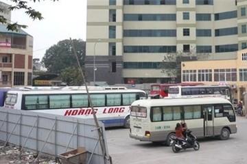 Dừng hoạt động bến xe Lương Yên từ sáng mai
