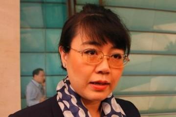 Bà Nguyệt Hường triệu tập cuộc họp trấn an lãnh đạo chủ chốt Tập đoàn