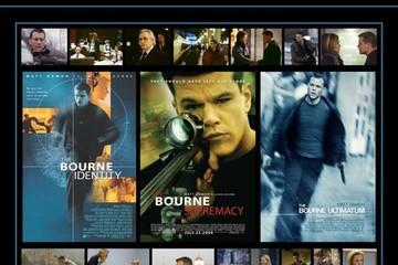 Matt Damon: Tượng đài phim hành động