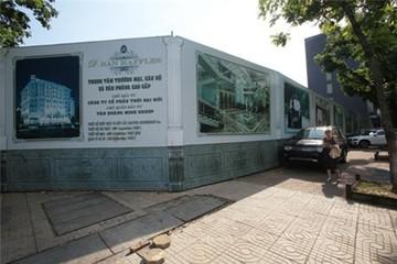 Xây khách sạn 5 sao tại khu đất 'vàng' Hà Nội
