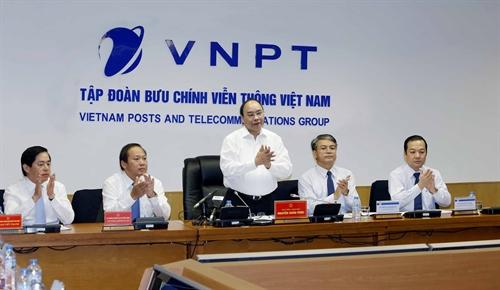 Khắc phục tình trạng ngồi nhầm chỗ, VNPT đưa mục tiêu khủng lãi hơn 24 nghìn tỷ trong 5 năm tới