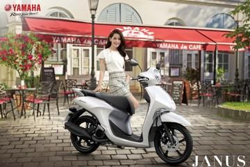 Yamaha ra mắt xe tay ga mới giá 27,5 triệu đồng
