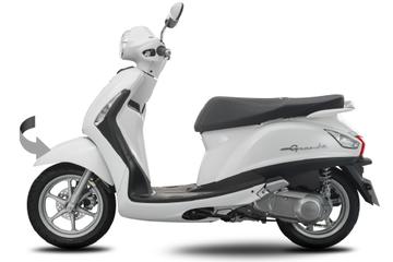 Yamaha Grande thêm bản cao cấp, giá 44 triệu đồng tại Việt Nam
