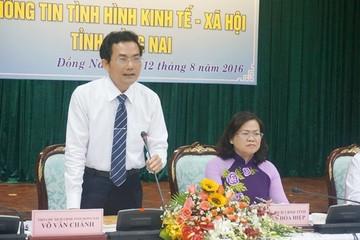 UBND Đồng Nai: Chưa phát hiện Formosa Nhơn Trạch vi phạm môi trường