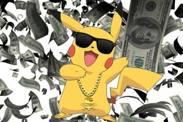 Pokemon Go trên con đường đạt doanh thu 1 tỷ USD