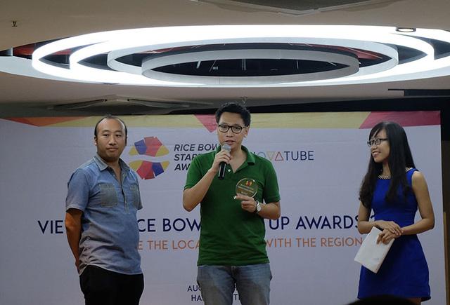 """Vượt qua Lozi và Giaohangnhanh, TicketBox đạt giải """"Start-up của năm"""""""