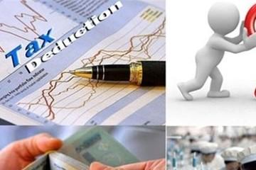 Bộ Tài chính đề nghị xóa gần 8.000 tỉ đồng nợ thuế