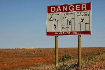Thị trường chứng khoán đang bước vào khu vực nguy hiểm