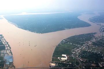 Lào khởi công xây dựng công trình thủy điện Don Sahong