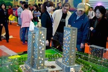 Giá nhà ở Trung Quốc tăng nhanh nhất trong vòng 2 năm qua