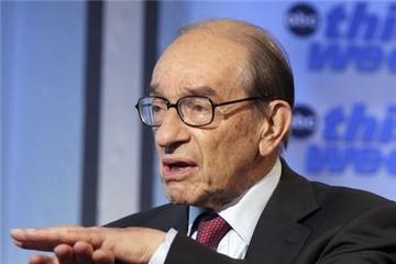 Greenspan dự báo lãi suất Mỹ có thể tăng cao một cách nhanh chóng