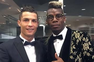 Ronaldo sắp bị Pogba soán ngôi ông hoàng quảng cáo