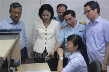 Phó Thủ tướng yêu cầu giảm tỷ lệ kiểm tra chuyên ngành đối với doanh nghiệp