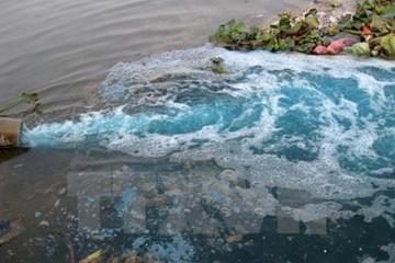 Dừng sản xuất và di dời Xí nghiệp Giấy Hapaco đế gây ô nhiễm môi trường