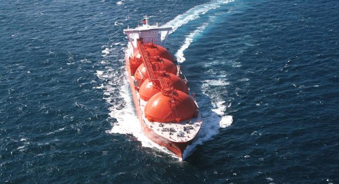 Gas Shipping điều chỉnh kế hoạch doanh thu năm 2016 tăng 83%