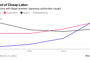 Nhật Bản có thể tuyển lao động nhập cư bất hợp pháp làm việc tại nông thôn