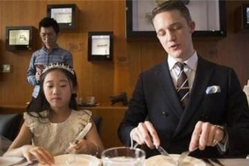 Nhà giàu Trung Quốc đổ tiền cho con học làm tổng giám đốc từ 3 tuổi
