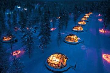 10 khách sạn tuyệt vời để ngắm bắc cực quang