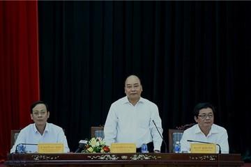 """Thủ tướng Nguyễn Xuân Phúc: Chính phủ tạo mọi điều kiện để Ninh Thuận """"cất cánh"""""""