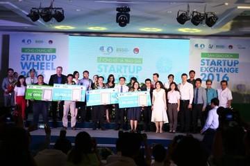Dự án chỉ số tín nhiệm dành cho cá nhân và tổ chức chiến thắng cuộc thi Ý tưởng khởi nghiệp 2016