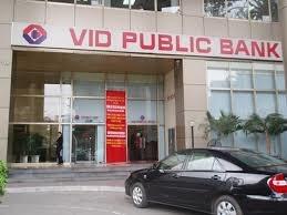 """BIDV và pha cứu thua của """"trái ngọt"""" VID Bank"""