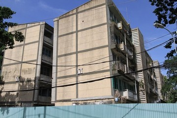 24 doanh nghiệp muốn cải tạo chung cư cũ ở TPHCM