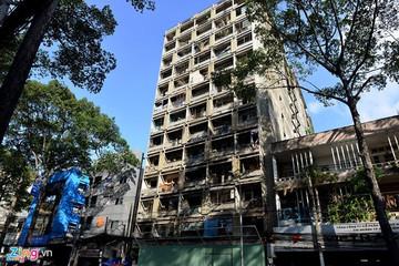 Tranh nhau cải tạo chung cư cũ trên đất vàng TPHCM