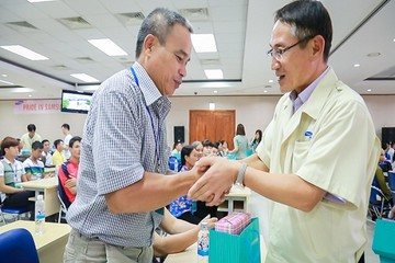 Samsung khẳng định không cho lao động Việt Nam nghỉ việc