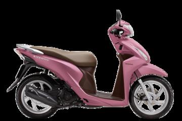 Xe Honda duy nhất bán trên thị trường có phiên bản hồng, giá 30 triệu đồng