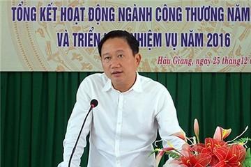 Chưa cấm xuất cảnh ông Trịnh Xuân Thanh