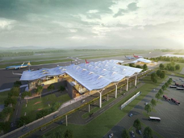 Ông Johnathan Hạnh Nguyễn góp vốn xây nhà ga tổ yến sân bay Cam Ranh