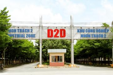 D2D tạm ứng cổ tức 2016, xin ý kiến cổ đông đầu tư dự án tại Biên Hòa