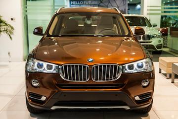 Gần 2,4 tỷ đồng cho BMW X3 phiên bản 100 năm