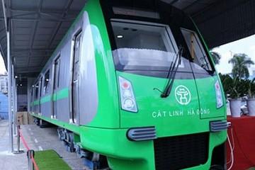Thủ tướng yêu cầu nhà thầu Trung Quốc đẩy nhanh tiến độ dự án đường sắt đô thị Cát Linh-Hà Đông