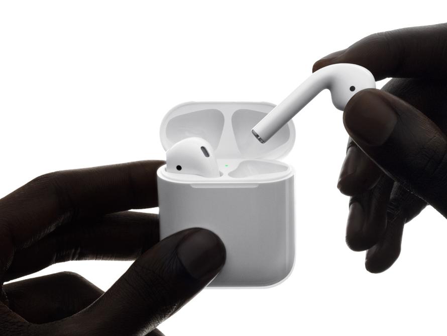 Bí mật được hé lộ: Apple không trực tiếp đăng kí bản quyền cho Airpod