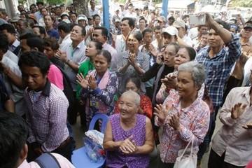 Căng thẳng chính trị gia tăng ở Campuchia