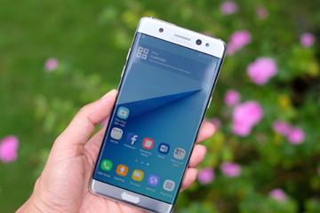 Bộ Công Thương khuyến cáo 'ngừng sử dụng ngay lập tức' Samsung Galaxy Note 7