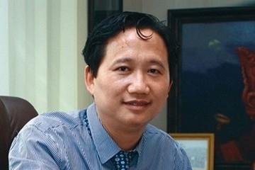 Truy nã quốc tế ông Trịnh Xuân Thanh